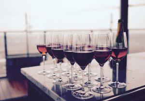 pohare cerveneho vina